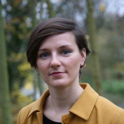 Foto von Frau Eva Tillig (Foto: Hans Schröder)